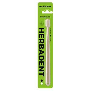 Herbadent HERBADENT ORIGINAL ECO zubná kefka tvrdy