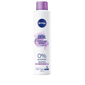 Nivea Tvarovací sprej na vlasy Curly (Forming Spray) 250 ml