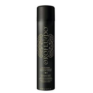 Orofluido Skrášľujúce lak na vlasy so strednou fixáciou ( Hair spray Medium Hold) 500 ml