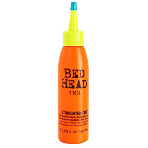 Tigi Krém pro narovnání vlasů Bed Head Straighten Out (Straightening Cream) 120 ml