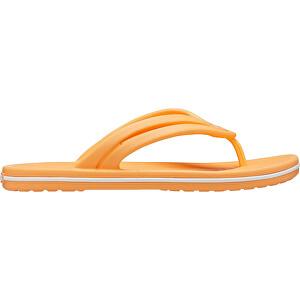 Crocs Dámske žabky Crocband Flip W Cantaloupe 206100-801 42-43