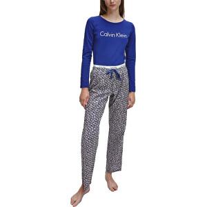 Calvin Klein Dámske pyžamo QS6350E-96Q S
