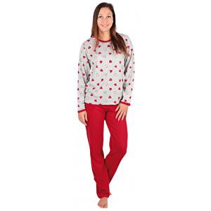 Evona Dámske pyžamo P VALERIE BASS XL