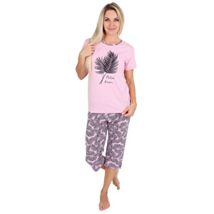 Evona Dámske pyžamo P ALMA BASS L