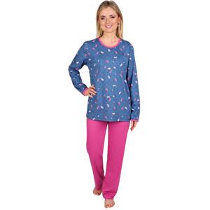 Evona Dámske pyžamo P1906 661 XXL