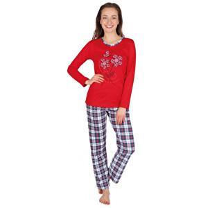 Evona Dámske pyžamo WENDY BASS XXL