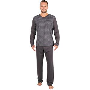 Evona Pánske pyžamo BEST L