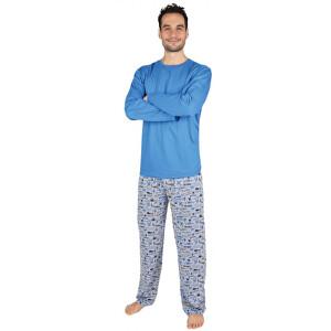 Evona Pánske pyžamo MONDA BASS M