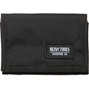 Heavy Tools Pánska peňaženka EDORKA21 I3T21709BL Black