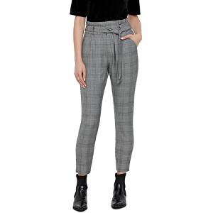 Vero Moda Dámske nohavice VMEVA 10209834 Grey / White XL/30