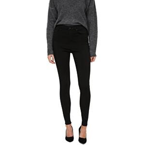 Vero Moda Dámske skinny džínsy VMSOPHIA 10198520 Black XS/34