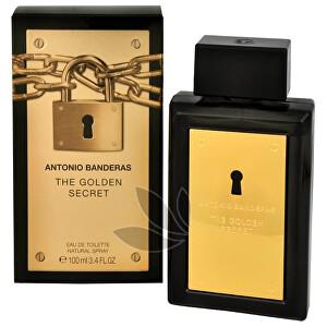 Antonio Banderas The Golden Secret - toaletní voda s rozprašovačem 100 ml