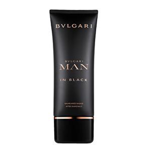 Bvlgari Man In Black - balzám po holení 100 ml