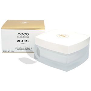 Chanel Coco Mademoiselle - telový krém 150 ml
