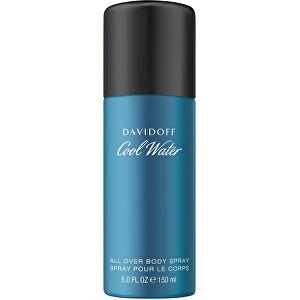 Davidoff Cool Water Man - deodorant ve spreji 150 ml