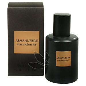 Armani Prive Cuir Amethyst e - EDP 50 ml