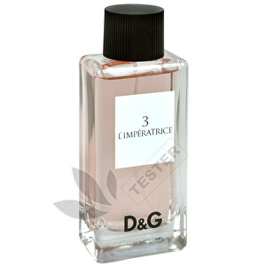 Dolce & Gabbana D & G Anthology L`Imperatrice 3 - EDT - tester 100 ml