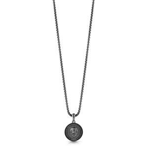 Guess Pánsky náhrdelník s levom UMN29002