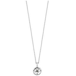 Morellato Oceľový bicolor náhrdelník Versilia SAHB03 (retiazka, prívesok)