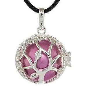 MUMMY BELL Dámský náhrdelník Rolnička Strom života K8SF20