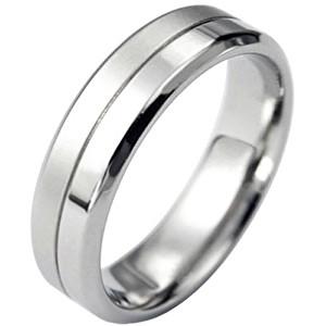 Tribal Ocelový prsten RSS431 49 mm