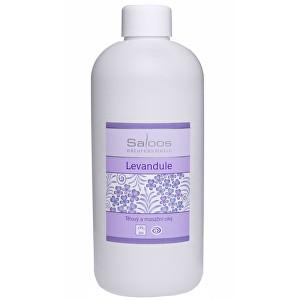 Saloos Bio telový a masážny olej - Levanduľa 250 ml