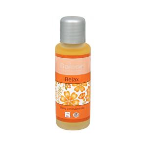 Zobrazit detail výrobku Saloos Bio tělový a masážní olej - Relax 50 ml