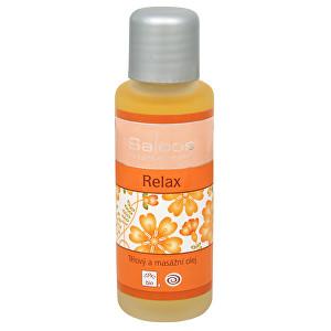 Saloos Bio telový a masážny olej - Relax 250 ml