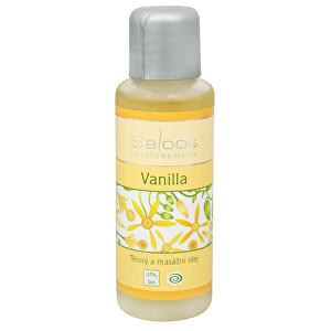 Zobrazit detail výrobku Saloos Bio tělový a masážní olej - Vanilla 50 ml