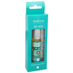 Zobrazit detail výrobku Saloos Bio Aroma roll-on - Na cesty 9 ml