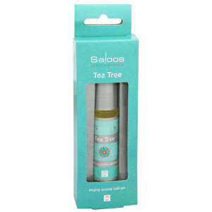 Saloos Bio Aroma roll-on - Tea Tree 9 ml