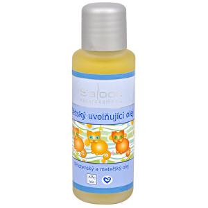 Zobrazit detail výrobku Saloos Bio Dětský uvolňující olej 50 ml