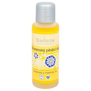 Zobrazit detail výrobku Saloos Bio Těhotenský pěsticí olej lisovaný za studena 50 ml