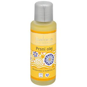 Saloos Bio Prsný olej - tehotenský a materský olej 50 ml