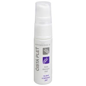Zobrazit detail výrobku Aromedica Čistá pleť - směs éterických olejů na akné a zanícenou pleť 10 ml