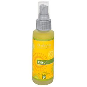Zobrazit detail výrobku Saloos Natur aroma airspray - Citron (přírodní osvěžovač vzduchu) 50 ml