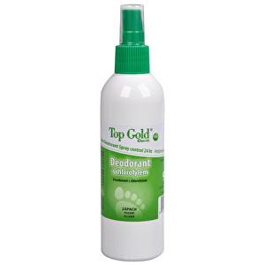 Zobrazit detail výrobku Chemek TopGold - deodorant s chlorofylem a Tea Tree Oil (na nohy) 150 g