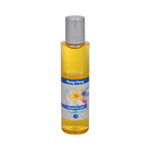 Zobrazit detail výrobku Saloos Koupelový olej - Ylang-Ylang 125 ml
