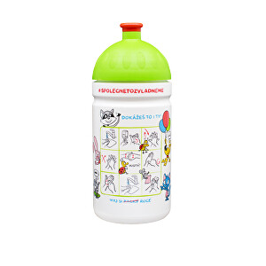 Zobrazit detail výrobku R&B Zdravá lahev 0,5 l Mýval