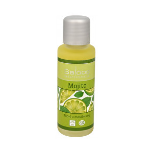 Saloos Bio tělový a masážní olej - Mojito 50 ml
