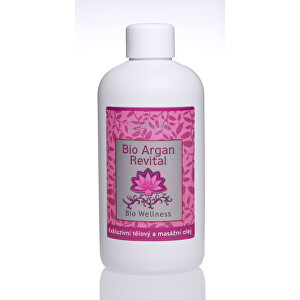 Zobrazit detail výrobku Saloos Bio Wellness exkluzivní tělový a masážní olej - Argan Revital 250 ml