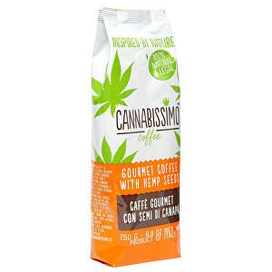 Zobrazit detail výrobku Monvitaly Káva Cannabissimo Coffee mletá 250 g