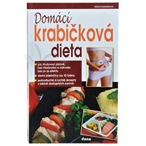 Zobrazit detail výrobku Knihy Domácí krabičková dieta (Alena Doležalová)