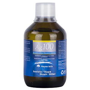 Zobrazit detail výrobku Pharma Activ Koloidní stříbro Ag100 (10ppm) 300 ml