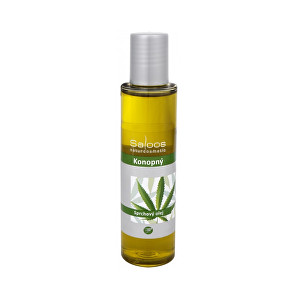 Zobrazit detail výrobku Saloos Sprchový olej - Konopný 125 ml