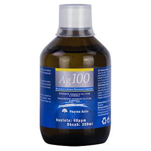 Zobrazit detail výrobku Pharma Activ Koloidní stříbro Ag100 (40ppm) 300 ml