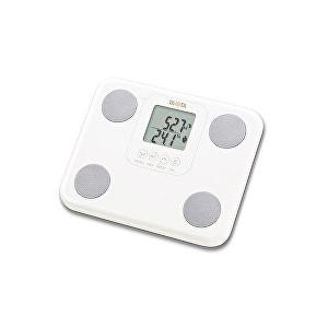 Tanita Osobní digitální váha Tanita BC-730 bílá s tělesnou analýzou