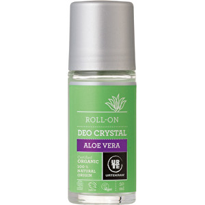 Zobrazit detail výrobku Urtekram Deodorant roll on aloe vera 50 ml BIO