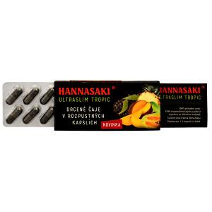 Zobrazit detail výrobku Phoenix Division Hannasaki UltraSlim Tropic cestovní balení 10 x 1 g