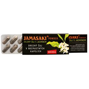 Zobrazit detail výrobku Phoenix Division Jamasaki powder zelený jasmínový a červený čaj cestovní balení 10 x 1 g